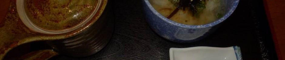 すーぷ茶漬け白(セット)